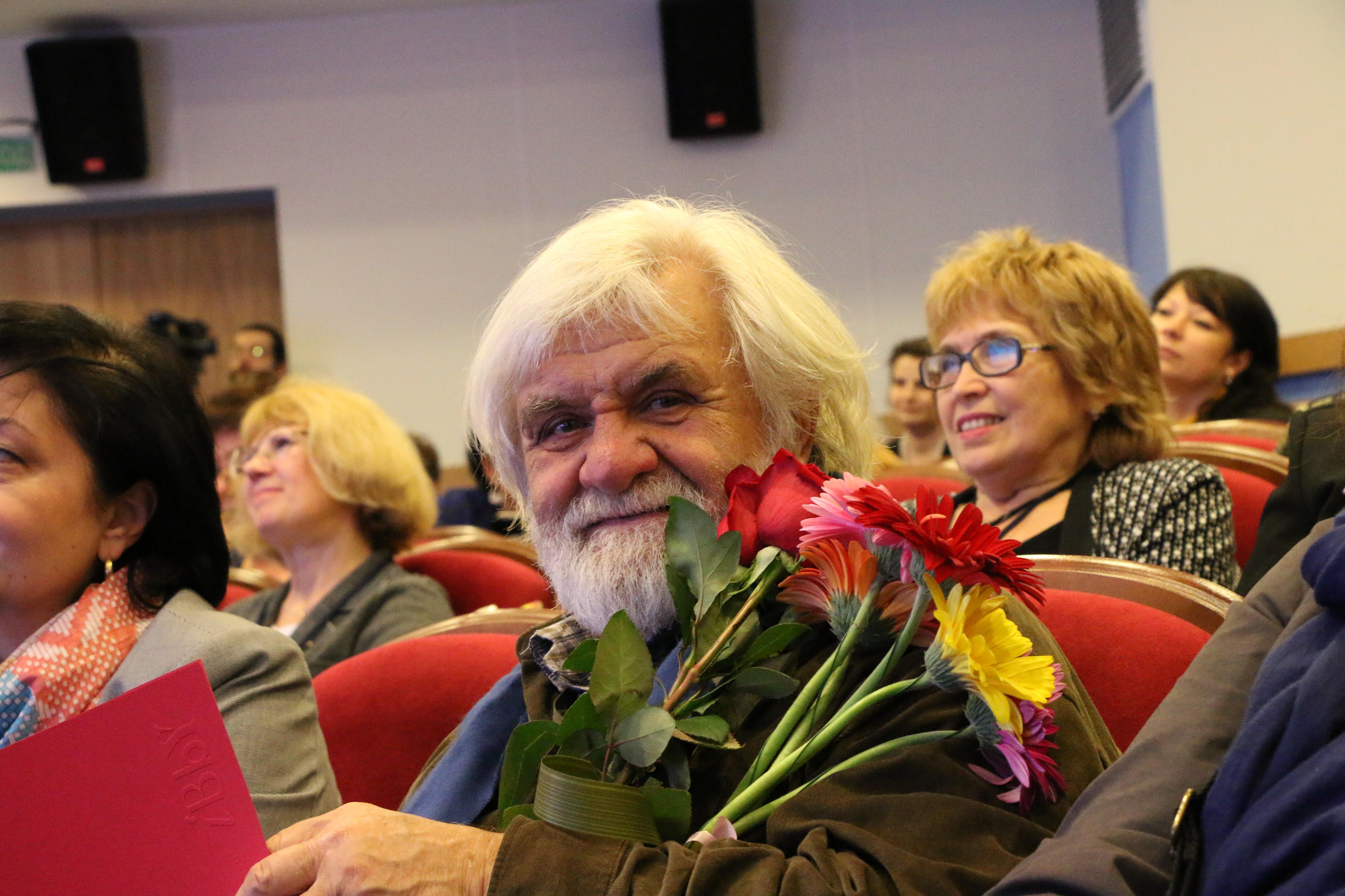 Вручение дипломов российским лауреатам ibby СДК  7621